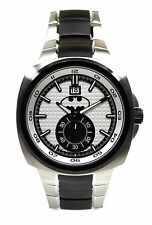 Batman 75th Year Limited Edition Silver-Toned Mens Watch (BAT8057)