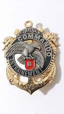 Brevet COMMANDO ENTRAINEMENT du 2°RPIMA / CEC C.E.C REUNION La SALINE - DELSART