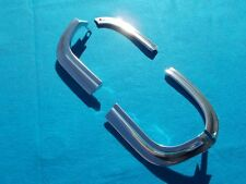 NEW 1963 Chevrolet Impala BelAir Biscayne & SS Front Grill Headlamp Eyebrows