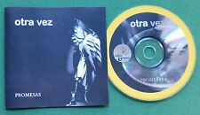 Otra Vez Promesas Tropical Latin American Music CD