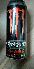 1 plena Energy Drink lata 500ml = monstruos Khaos ucrania = Full can coca cola