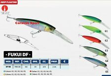 ARTIFICIALE FUKUI DF 96 COLORE 64 JINZA GRAUVELL SPINNING TRAINA TROLLING LURE