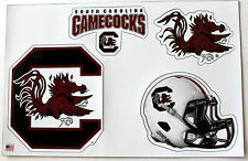 X Large University of South Carolina Gamecocks Team Magnet Football Helmet NCAA