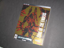 PS3 Zone of the Enders HD Collection Limited Edition Playstation 3 New