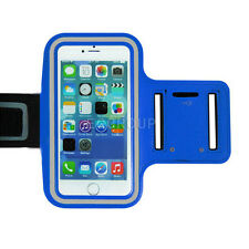 Gym Running Jogging Arm Band Sports Armband Case Holder Strap For iPhone Samsung