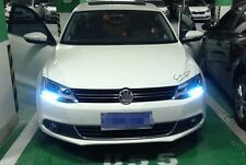 Error Free Ice blue CREE LED Bulbs for 2011+ Volkswagen Jetta Daytime DRL Light