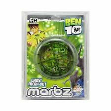 Ben 10 ten - Boys Marbz Marbles & Cards Ghost Freak Out Game - New Toy