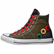 CONVERSE ALL STAR CHUCKS EU 39 UK 6 THE CLASH SKULL BLACK LIMITED EDITION JAPAN