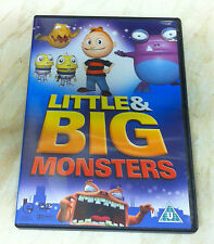 Little And Big Monsters (DVD, 2010)