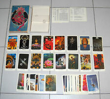 The SECRET DAKINI ORACLE A tantric divination Deck Carte Tarocchi cards Tarot
