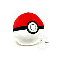 POKEMON POKEBALL CUSCINO ROTONDO PELUCHE 40 CM plush pillow oreiller cushion