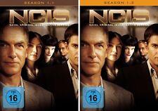 6 DVDs * NCIS - SEASON / STAFFEL  1 ( 1.1 + 1.2 ) IM SET ~ NAVY # NEU OVP +