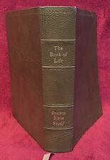 The Book of Life System Bible Study by World's Greatest Bible Scholars Leather