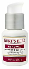 Burt's Bees Renewal Smoothing Eye Cream 0.58 oz.