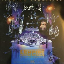 Star Wars Laser Disc L'Empire contre-attaque Version française 1997