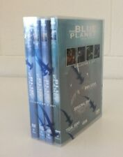 The Blue Planet: Seas of Life Collector's Edition 4-DVD Set GREAT Fast Shipping