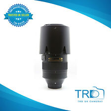 Nikon NIKKOR AF-S 80-400MM F/4.5-5.6G ED VR Lens + 3 Years  Warranty