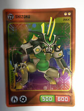 CARTE INVIZIMALS N° 184 SHIZOKU RAYONNANT NOUVELLE ALLIANCE NEUF