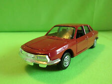 GAMA  1:43  NSU RO 80  WANKEL - 1127  -    RARE SELTEN IN GOOD CONDITION