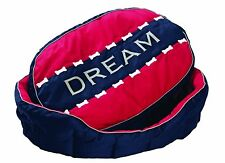 Bobby Dream Dog Bed, 80 x 53 cm, Red