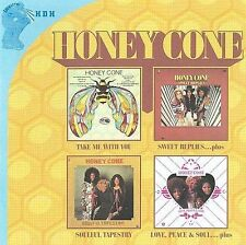 Take Me With You/Sweet Replies/Soulful Tapestry/Love, Peace And Soul by Honey...