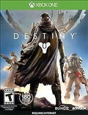 DESTINY (Microsoft Xbox One, 2014) INCLUDES DOWNLOAD / NO SCRATCHES