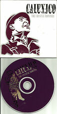 CALEXICO The Crystal Frontier CARD SLEEVE Europe Made PROMO CD single USA Seller