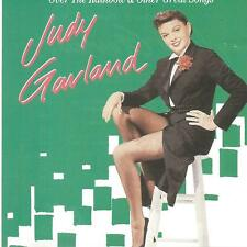 CD album JUDY GARLAND - OVER THE RAINBOW & OTHER GREAT SONGS