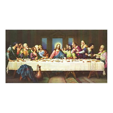 The Last Supper,Leonardo da Vinci, Religious Christian 1000pcs Jigsaw Puzzle