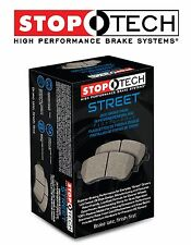 Audi A3 TT VW Eos Golf GTI Set of Front Left & Right Street Brake Pads StopTech