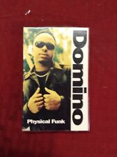 Domino Physical Funk Cassette, Single,