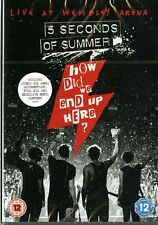 5 Seconds of Summer: How Did We End Up Here? Live at Wembley - DVD 5SOS