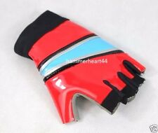 Harley Quinn GLOVES Biker Inspired Suicide Squad Costume Rare Halloween glove uk