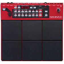 Nord Drum-3P Modeling Percussion Synthesizer NEW Drum3P Drum 3P *B-Stock*