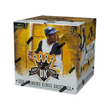 2016 Panini Diamond Kings Baseball Hobby Box