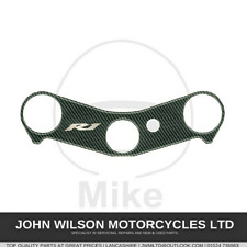 Yamaha YZF-R1 2004-2006 Carbon Top Yoke Fork Protector Sticker Cover