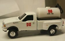 1/64 CUSTOM Ford f350 cenex TRUCK WITH 500 gal bulk diesel fuel ERTL dcp DISPLAY