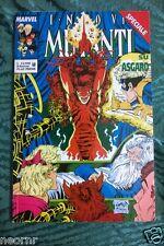 I NUOVI MUTANTI SU ASGARD - Speciale Play Press novembre 1993 OTTIME CONDIZIONI