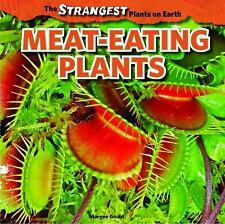 Meat-Eating Plants (The Strangest Plants on Earth)-ExLibrary