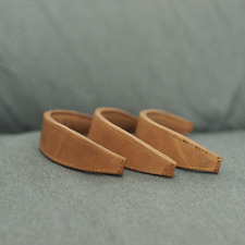 Pale Brown Leather Band for Grado/Alessandro