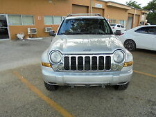 Jeep : Liberty 4dr Limited