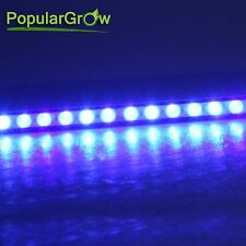 108W led aquarium light strip bar IP65 blue spectrum fish tank reef coral grow