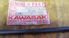 NOS OEM Kawasaki Crank Case Stud 8X201 KZ400 A1 A2 D PS D4 S S2 74-77 92004-052