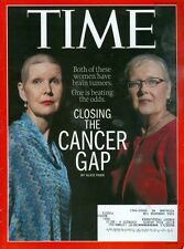 2015 Time Magazine: Closing The Cancer Gap - Beating the Odds