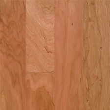 American Cherry Natural Engineered Hardwood Flooring (CLICK LOCK) Wood Floor