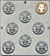 Pirate's Coin Chocolate Candy Mold Halloween  959 NEW