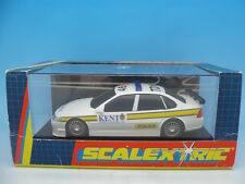 Scalextric C2120 voiture de police vauxhall vectra, mint boxed