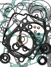 ARCTIC CAT 500 FIS 4X4 W/AT 2005 2006 COMPLETE ENGINE GASKET KIT W/OIL SEALS