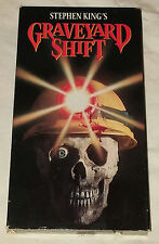 Graveyard Shift (VHS) Stephen King