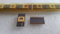 MCM2708L Motorola 1K x 8  nMOS EPROM   D2708  gold IC Nos Rare collectible
